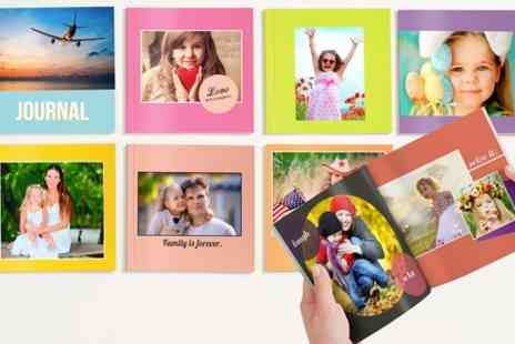 Photobook - 40 Page Softcover Photobook  - Save 89%