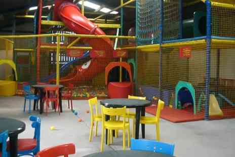 Oak Farm Park - Family Entry With Soft Play  - Save 33%