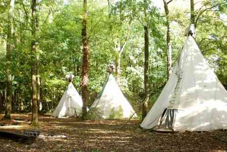 Hollybush inn - Tipi Stay For Two With Canoeing  - Save 51%