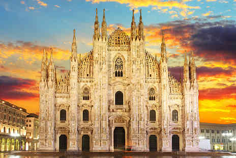 iFly Holidays - Two night in Milan break including flights and breakfast - Save 46%