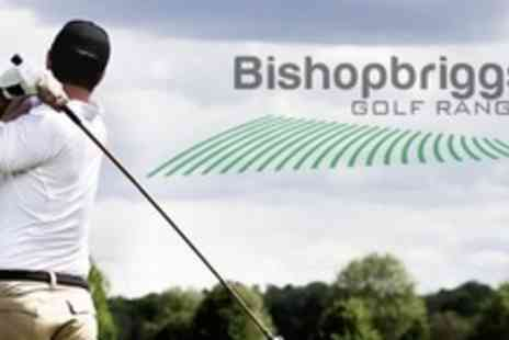 Bishopbriggs Golf Range - Six Hole Playing Lesson and Follow Up Range Lesson With a PGA Professional - Save 79%
