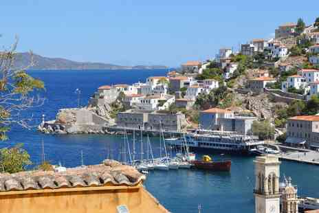 Island Hopping - Seven night stay in Greece plus flights  - Save 30%