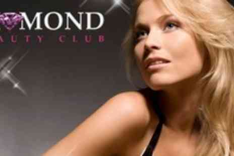 Diamond Hair Salon - Restyle and Blow Dry Plus MOROCCANOIL Intensive Treatment - Save 70%
