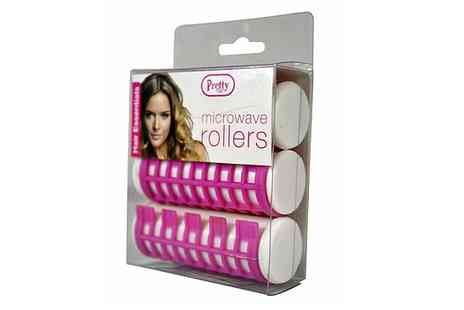Little Secret Boutique - Two Sets of Microwave Rollers  - Save 44%