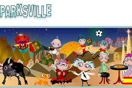 Sparksville - Sparksville Childrens Language Online Learning Packs - Save 95%