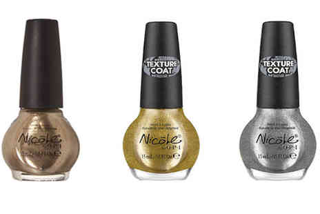 Just She Cosmetics - 5 x OPI Nail Polishes - Save 75%