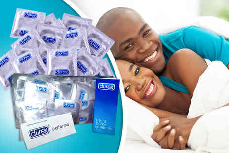 Medical Specialists -  72 Durex Condoms Performa  - Save 59%