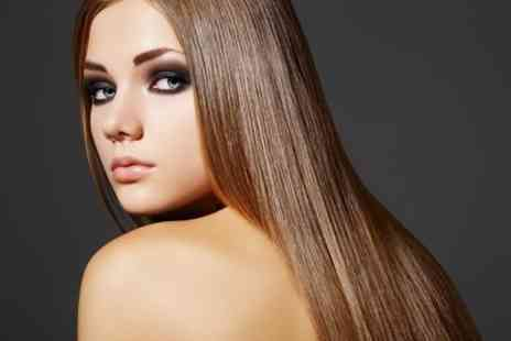 Indulging Moments - T bar highlights or a full head tint plus cut, conditioning treatment and blow dry - Save 56%
