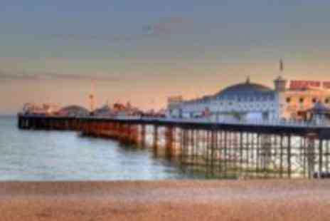 Britannia Royal Albion Hotel - One night weekday Brighton break for 2 with breakfast - Save 51%