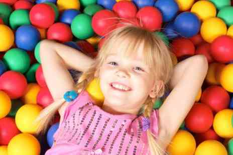 Play Port - Three soft play sessions for one child - Save 50%