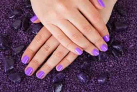 Beauty in City Road - Gelish manicure or pedicure - Save 64%