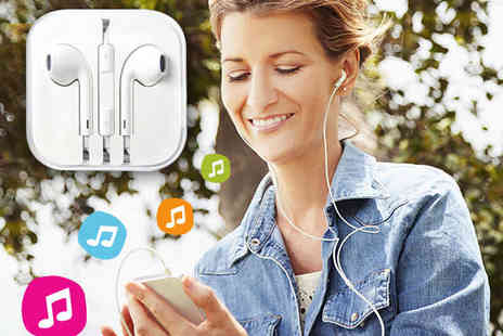 Ministry of Deals - One Earphone for iPhone - Save 85%