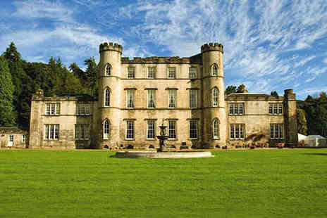 Melville Castle - Overnight Stay for Two in a Classic Room with Breakfast - Save 50%