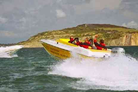 Saber Powersports  - Powerboating Taster Session  - Save 71%