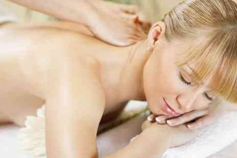 Lavender And Lime Therapies - Massage or Reflexology and Facial  - Save 59%