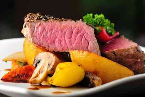 Garbos Bar and Grill - Two Course Meal With Cocktail Each For Two - Save 54%