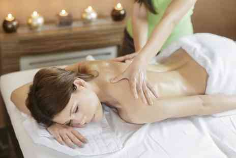 Flow of life - One Hour Massage and Choice of Facial - Save 57%