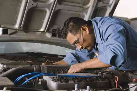 T.E.S Tyre - Car Air Conditioning Service With Re Gas  - Save 69%