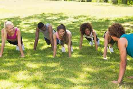 O Fit Health and Fitness - Five Sessions of  Bootcamp - Save 49%