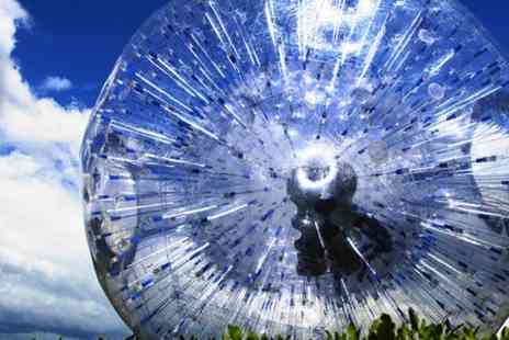Leisure Matters - One Hour Zorbing Experience For Two  - Save 52%