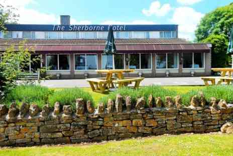The Sherborne Hotel - One Night stay For Two With Breakfast  - Save 50%