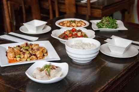 Canton Chinese Restaurant - Seven Course Sichuan Meal and Culture Experience For Two - Save 51%