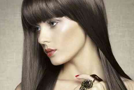 John McMahon Hairdressing - Restyle Cut With Colour  - Save 76%