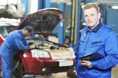 R J Engineering - MOT Test Plus Mini Valet  - Save 46%