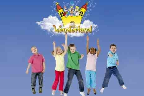 Wonderland Telford - Entry to Wonderland Telford For Family of Five  - Save 56%