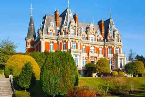 The Chateau Impney - One Night Stay For Two With Breakfast  - Save 46%