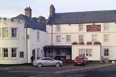 The Anglers Arms - One Night Stay For Two With Breakfast - Save 42%