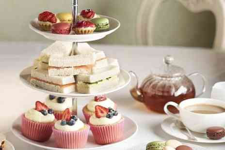 Art Cafe - Traditional English Afternoon Tea For Two  - Save 50%