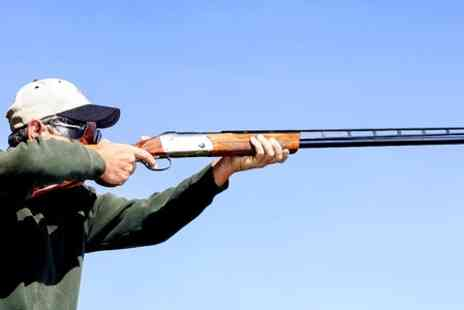 North East Sooting - Clay Pigeon Experience  - Save 52%