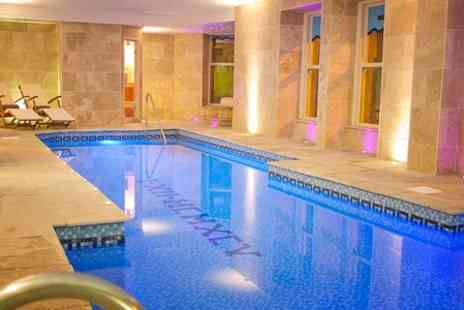 Ambassador Spa Hotel - Spa Day With Mud Treatment For Two - Save 63%