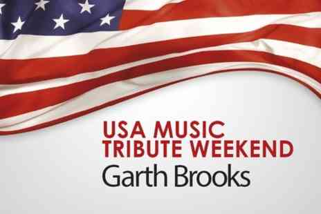 Slieve Donard Resort and Spa - Two Tickets to  Garth Brooks Tribute With Snipe of Prosecco - Save 38%