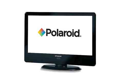 T L X Electrical - Polaroid 15.6� LED HD Ready TV with Freeview - Save 47%