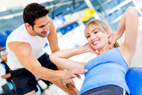 Fit For Purpose - Three personal training sessions - Save 89%