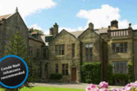 Dunsley Hall Country - Yorkshire break - Save 67%