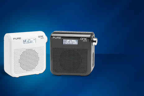 Velocity Outlet - Refurbished Pure Outlet One Mini DAB radio - Save 40%