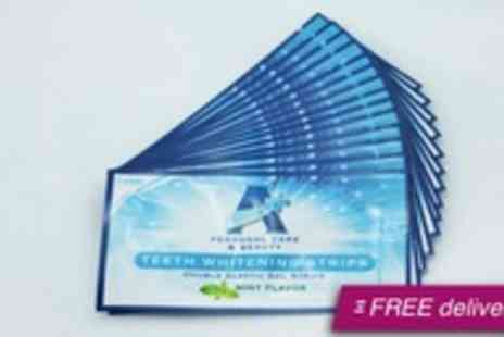 I Want White Teeth - 14 day treatment pack of pro whitening strips - Save 68%