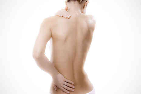 Brock Body Balance & Healing - One Deep Tissue Massages with Posture Check - Save 62%