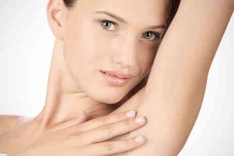 Delucia Holistics - Underarm Wax with Choice of Hollywood or Brazilian Wax - Save 59%