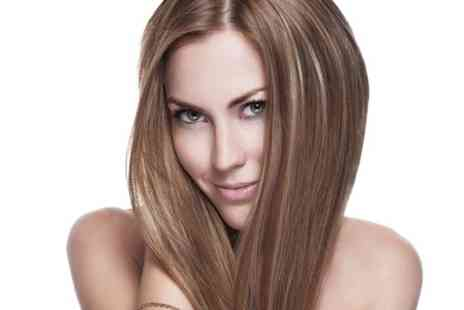 Sante Spa - Cut With Moroccanoil Treatment  - Save 75%