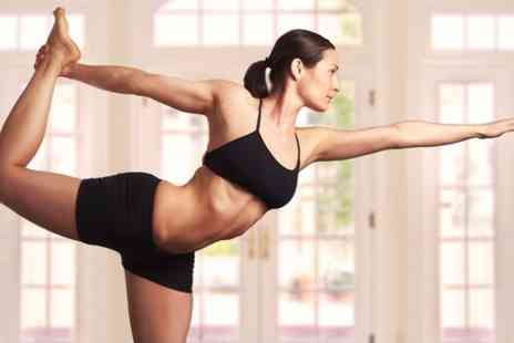 Bikram Yoga London - Ten Sessions of Bikram Yoga  - Save 73%