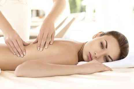 Crystal Hair & Beauty - Choice of One Hour Massage  - Save 53%