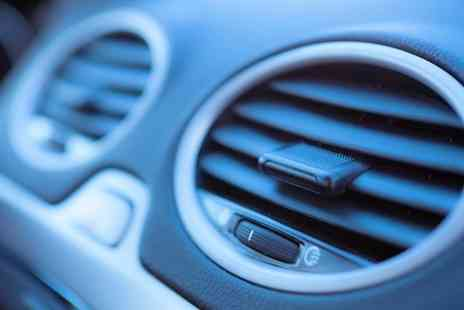 Ilkeston Peugeot - Car Air Conditioning Service Including Re Gas  - Save 73%