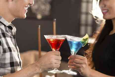 Zensai bar - Two Cocktails with Sharing Platter  - Save 47%