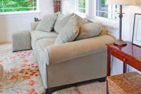A Sterling Clean - 110 Square Feet of Carpet Cleaning - Save 76%