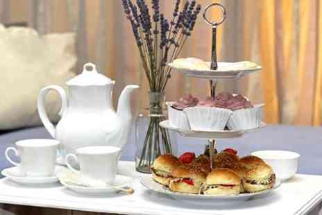 U Create Cafe - Afternoon Tea For Two  - Save 55%