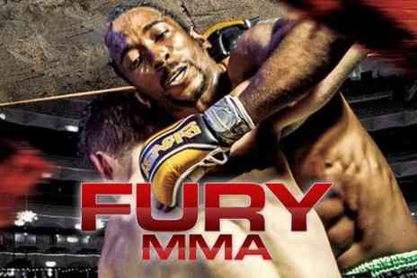 IndigO2 - Entry to Fury MMA   - Save 40%